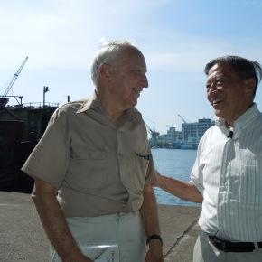 Calvin Mehlert & Paul Chow